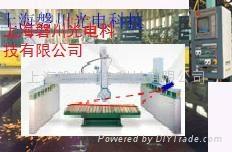 橋切機專用紅外線射燈
