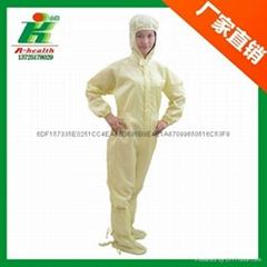 防靜電無塵潔淨工作服裝