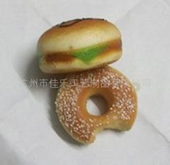 廠家直供 PU仿真麵包
