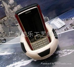 PU phone holder