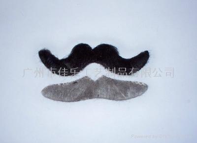 鬍子/鬍鬚 狂歡節玩具/腮鬍子 2