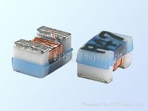 貼片式高頻繞線電感 1
