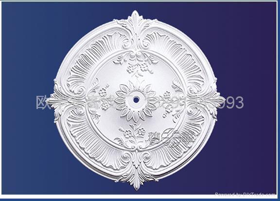 石膏線燈盤 3