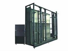 建筑外窗气密性能检测仪