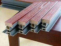 济南PVC塑钢型材落锤冲击试验机