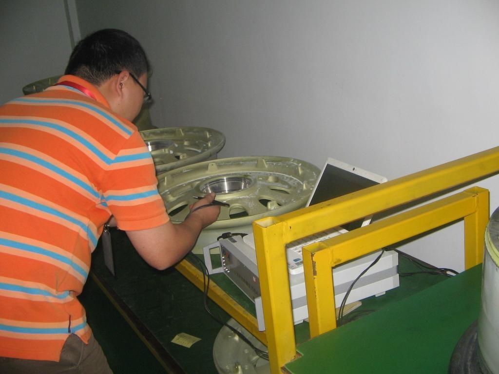 汽車配件探傷檢測儀 4