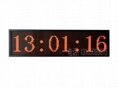 LED钟IP时钟网络接口电子钟