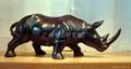 木雕犀牛 1