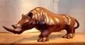木雕犀牛 2