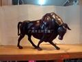 木雕牛 2
