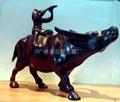 木雕牛 1