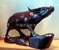 木雕牛 5