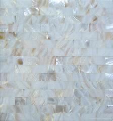 淡水贝密拼装饰板