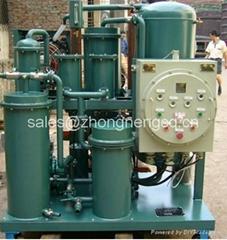 Vacuum Hydralic Oil Puri