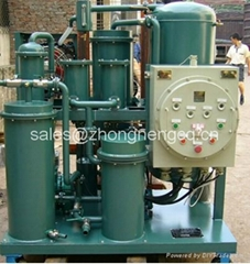 Phosphate Ester Fire-resistant Oil Purifier-oil filter