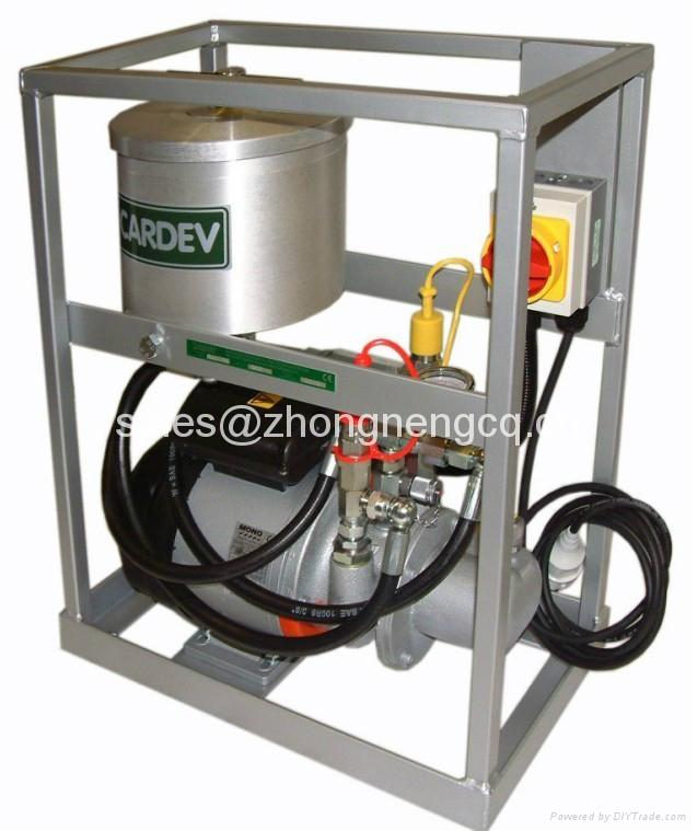 Light fuel oil purifier, diesel oil filtering, gasoline oil recycling system 1