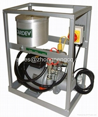 Light fuel oil purifier,