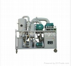 Insulating Oil Dehydration Machine-oil recycling machine