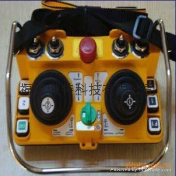 禹鼎工业无线遥控系统 1