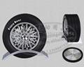 汽車輪胎便簽夾 5