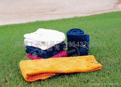 高爾夫毛巾