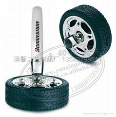 汽车轮胎笔座