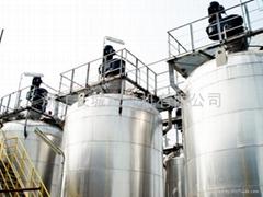 petrochemical mixer