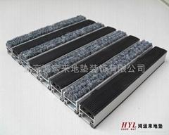 鋁合金橡膠地墊