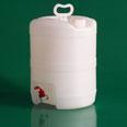 19升帶水嘴塑料桶