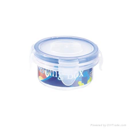 Plastic Crisper Box Mould 2