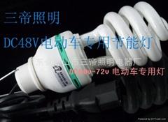 直流48v60v電動車節能燈