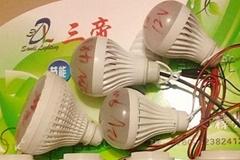 12v夹子线球泡灯