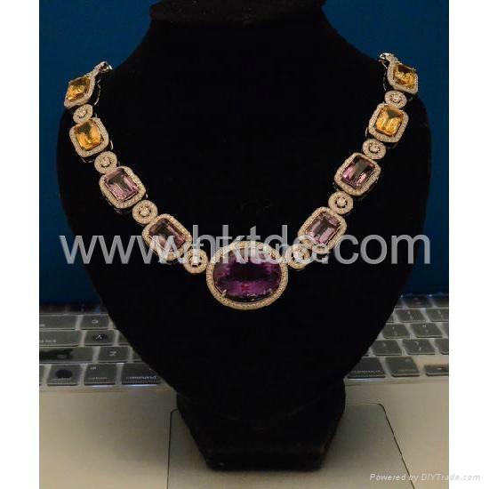 紫晶项链 1
