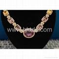 紫晶项链 2
