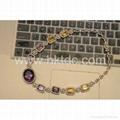 紫晶项链 3