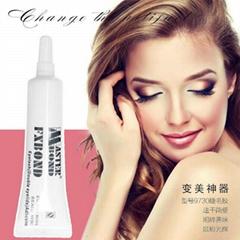clear/black eyelash glue