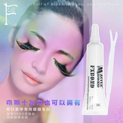 clear eyelash glue for strip lashes