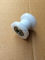 Chain Roller - Nylon w/built in bearing, 8mm or 10mm