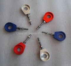 Alloy Chain Adjuster -  For Dirt Bike/Pit Bike/Mini Moto