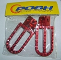 CNC Foot Pegs For Dirt Bike/Pit Bike/Mini Moto 1
