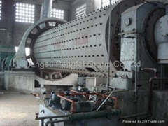 high quality 4.2m ball mill for cement grinding station