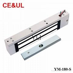 意林品牌 YM-180-S 180kg單門電磁力鎖附信號輸出(350lbs) CE/UL/MA