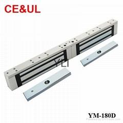 意林品牌 YM-180D 180kg雙門磁力鎖 CE/UL/MA