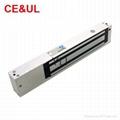 意林品牌 YM-280 280kg單門電子磁力鎖(600lbs) CE/UL/MA 3