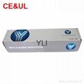 意林品牌YLI YM-280T(LED)280kg單門磁力鎖帶信號,LED和延時功能 CE/UL/MA 4
