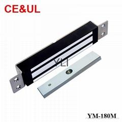 意林品牌 YM-180M 180kg單門埋入式磁力鎖(350lbs) CE/UL/MA