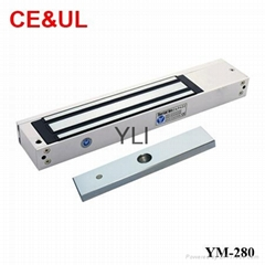 YLI YM-280 Single door electronic magnetic lock(600Lbs) CE/UL/MA