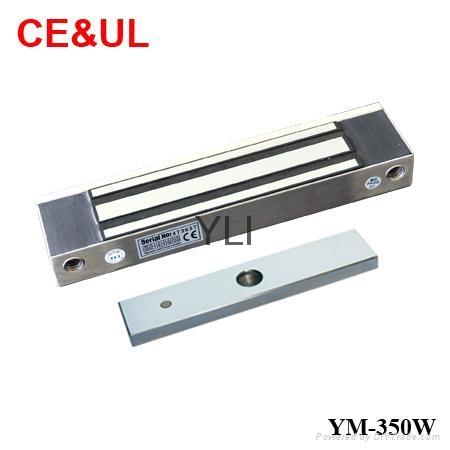 意林品牌 YM-350W 350公斤防水型磁力鎖(800lbs) CE MA 1