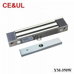 意林品牌 YM-350W 350公斤防水型磁力鎖(800lbs) CE MA