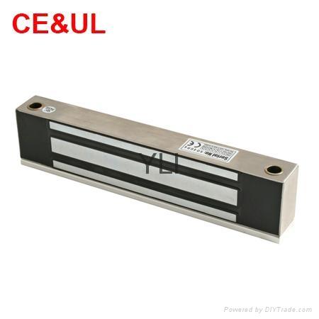 意林品牌 YM-350W 350公斤防水型磁力鎖(800lbs) CE MA 2